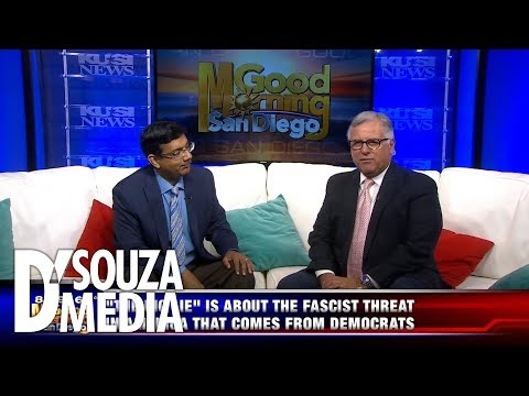 AWESOME: D'Souza spoils leftist picnic with hard facts
