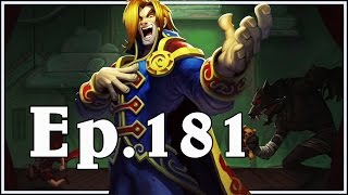 Funny And Lucky Moments - Hearthstone - Ep. 181