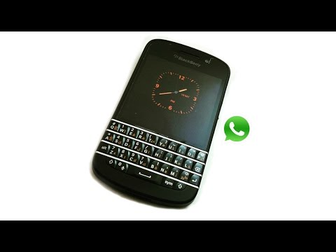How To Install WhatsApp On BlackBerry Q10 ❤♥ TheKomalSoni ♥❤ Mp3