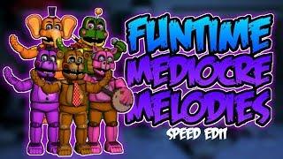 [FNaF SL] Speed Edit - Funtime Mediocre Melodies