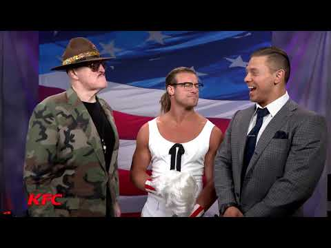 KFC x WWE: Tribute to the Troops