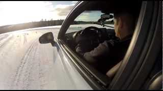 Ice Driving with the New Audi A1 Quattro - /CHRIS HARRIS ON CARS