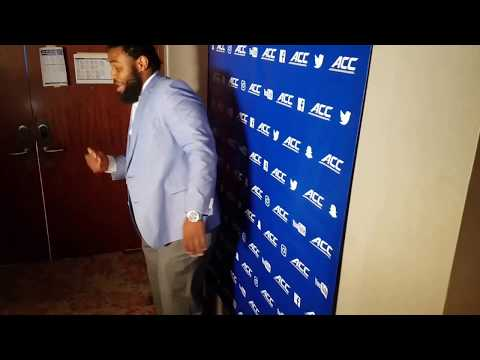 TigerNet.com - Christian Wilkins does a Dabo Swinney dance impression