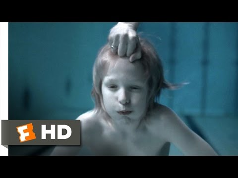 Let the Right One In (12/12) Movie CLIP - The Swimming Pool (2008) HD