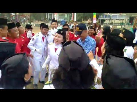 Yel yel TERBAIK JUARA 1 Wajib DITIRU  PASKIBRAKA INDONESIA LAMPUNG PUBIAN  AYO ANAK PRAMUKA