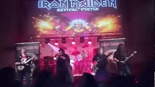 Video Iron Maiden revival Vsetín - Fear Of The Dark - Valašské Příkazy