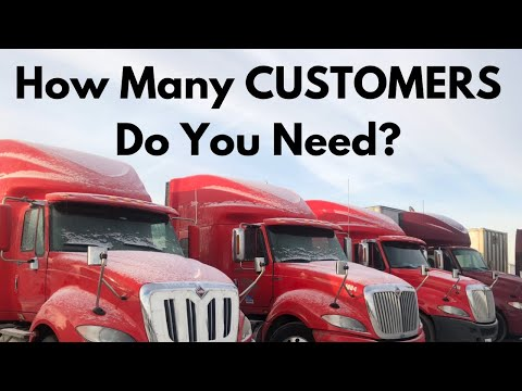 , title : 'Trucking: How Many Customers Do You Need for a Successful Trucking Business?