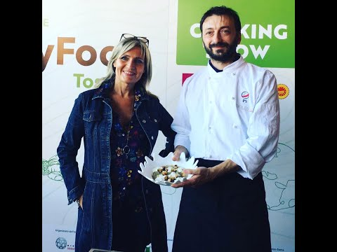 Buy Food: i cooking show degli chef Silvia Baracchi e Stefano Pinciaroli