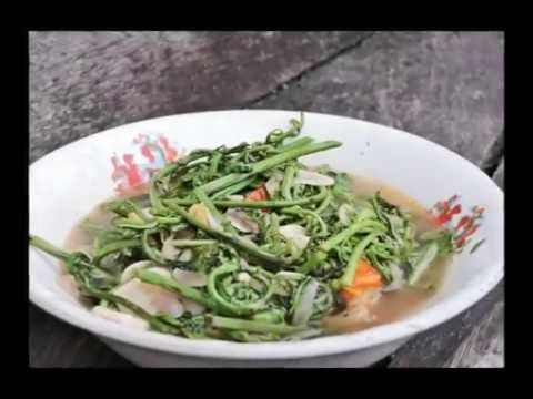 Video Typical food Kalimantan Tengah, Indonesia (Makanan Khas Kalimantan Tengah, Indonesia)