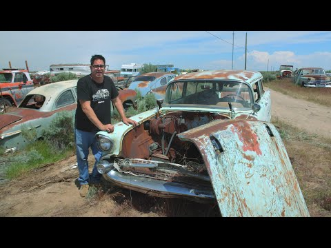 Workhorses vs. Horsepower: More Finds at L&L Classic Auto!—Junkyard Gold Preview Ep. 18