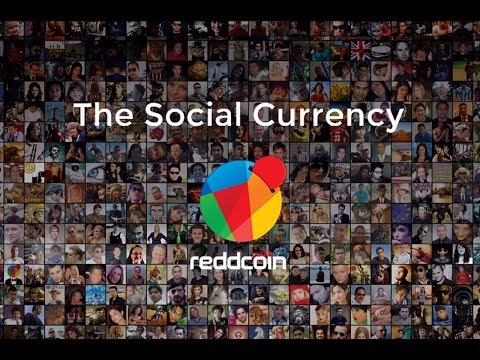 Reddcoin To The Moon With YouTube, Facebook, Twitter