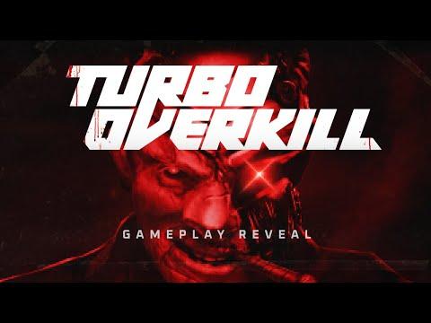 《Turbo Overkill》賽博龐克風格第一人稱射擊遊戲 上架Steam