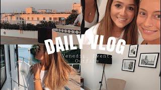 VENEDIG, KOCHEN & OUTFITS ▹ Dailyvlog  ♡