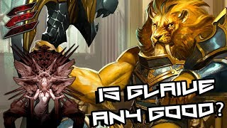 Vainglory The REAL Grind Begins | Glaive Wp Jungle Ranked | Ep 109 | Is Glaive Any Good?