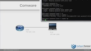 HPE Comware Networking (Part 3): HPE / H3C Comware initial setup (part 3) - Authentication options