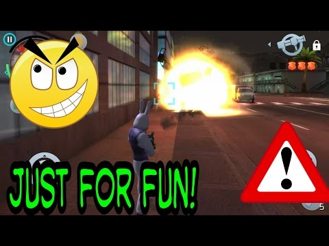 Gangstar Vegas Gameplay - Android - Just For Fun!