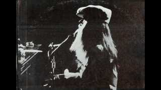 Leon Russell - Girl from the North Country (Live in Anaheim 1970)