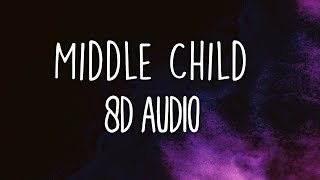 PnB Rock   Middle Child (8D AUDIO) 🎧 Ft. XXXTENTACION