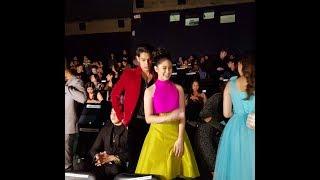 Donny Pangilinan at Kisses Delavin, Nag-iiwasan Nga Ba sa Premiere Night ng