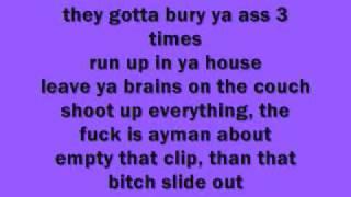 Yung Joc Ft. Lil Wayne - Drip (lyrics Onscreen)
