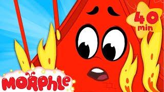 Morphle Morphs Into a House - My Magic Pet Morphle   Cartoons For Kids   Morphle TV   Mila & Morphle