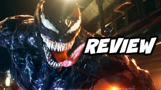 Venom Review NO SPOILERS