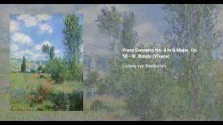Piano Concerto no. 4 in G major, Op. 58