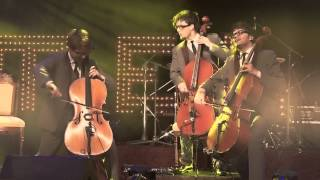 Europe   Final Countdown ( Cello  Drums Cover )   Melo M Live