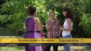 Szentendrei7 / TV Szentendre / 2018.08.17.