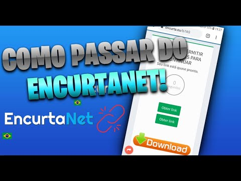 COMO PASSAR DO ENCURTANET |ENCURTADOR DE LINK| #proff