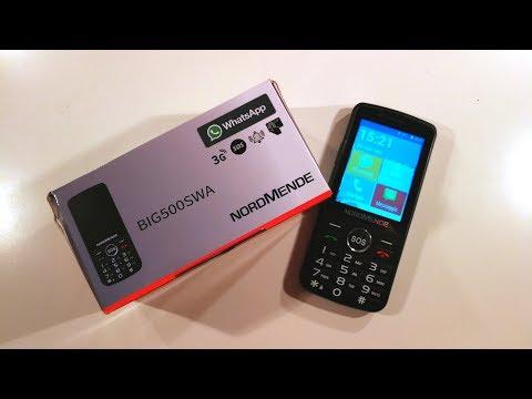 NORDMENDE BIG500 SWA - La recensione di Cellulare Magazine