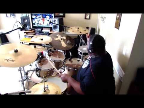 Thats What You Get Drum Cover