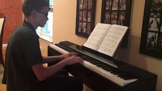 Piano   Anxiety