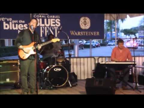 Live @ 2014 Coral Gables Blues Festival