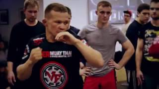 Семинар  бойцов лиги ACB в клубе единоборств GM GYM 2017