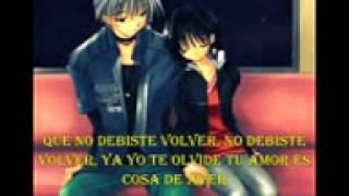 Video No Debiste Volver de Eddy Lover