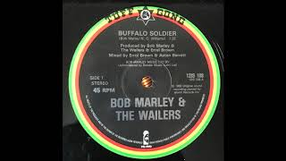 Buffalo Soldier   Bob Marley & The Wailers   Tuff Gong Records 12IS 108A