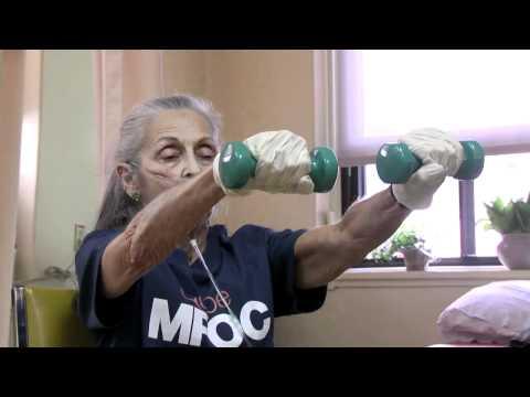 L'exercice et la maladie pulmonaire obstructive chronique (MPOC)