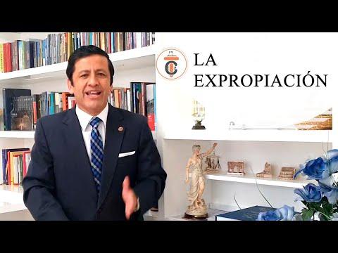LA EXPROPIACIÓN - Tribuna Constitucional 151 - Guido Aguila Grados