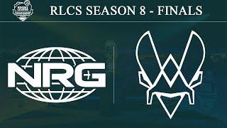 NRG vs Vitality | RLCS Season 8 - Finals (15th December 2019)