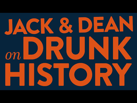 Jack & Dean on Drunk History | Comedy Central