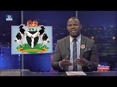 Okey Bakassi's The Other News (January 10, 2018)