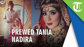 Kemewahan Prewed ala India Tania Nadira