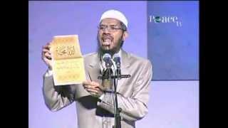 Media & Islam War Or Peace ? By Dr. Zakir Naik (Full VCD Quality)