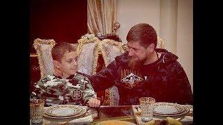 Сегодня день рождения  доброму и отзывчивому мальчику Эли Кадырову!