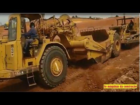 Terraplanagem, Operador Professional Grupo Construtor. Grupo Construtor Terraplenagem