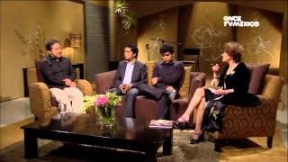 Conversando con Cristina Pacheco - Abel García López