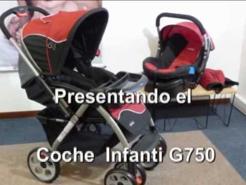 a8e717840 cochecito infanti g750 napoli con huevito | bebé digital. Cargando zoom.