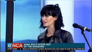 Anna Wolf Steps Out Of The Shadows