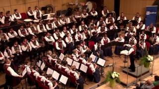 Aus der Neuen Welt: 2. Satz: Largo - Antonín Dvořák; MK Villnöss unter Hans Pircher